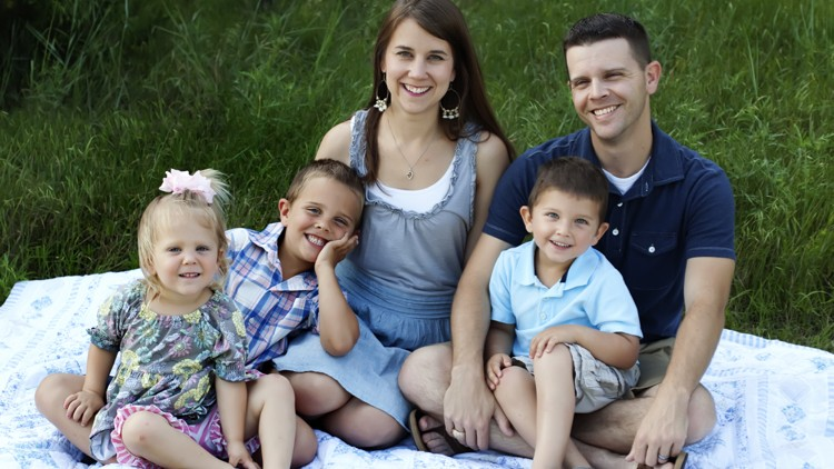Mosier Family Adoption Banner Image
