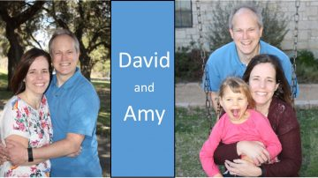 David & Amy (ID#1002070) - MATCHED!! Banner Image