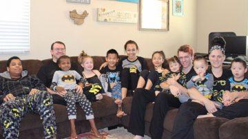 Baby Richards' Adoption Journey Banner Image