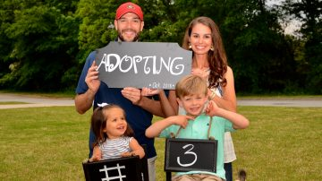 Preston and Carol's Adoption Banner Image