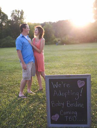 Bringing home Baby Boy Berdine! Banner Image