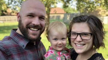 Help us become a family of FOUR! Banner Image