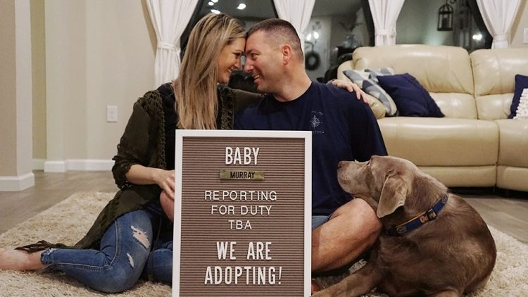 Murray Family Adoption Banner Image