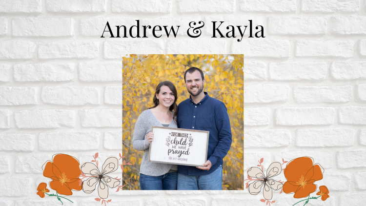 Andrew & Kayla- 1102487- MATCHED!! Banner Image