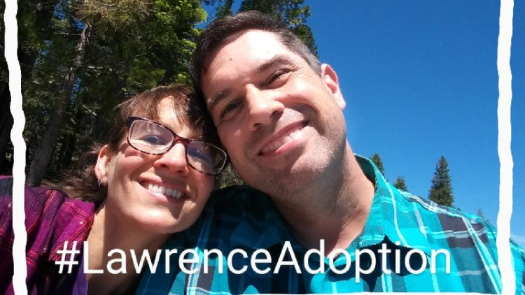 Lawrence Adoption Journey Banner Image