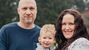 Hunt Family Adoption Banner Image