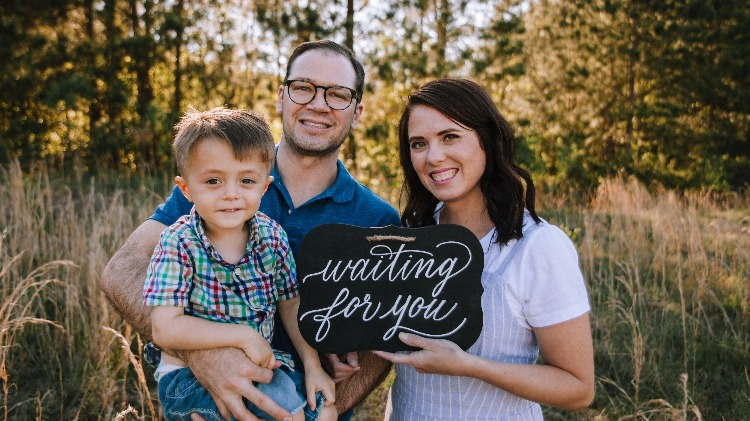 Jake and Whitney Adopt Banner Image