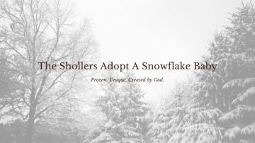 Our Snowflake: One In A Million Banner Image